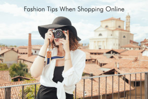 Fashion Tips When Shopping Online